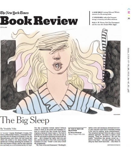 The New York Times Book Review 2018-07-08