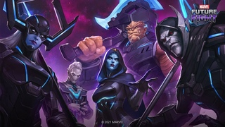 May Update: the Black Order!