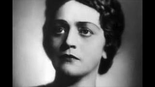"""Kerstin Thorborg; """"Mon cœur s'ouvre à ta voix""""; (Sung in German); Samson et Dalila; C. Saint-Saëns"""