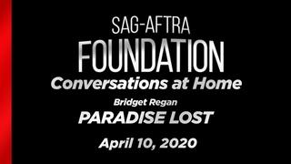 Conversations at Home with Bridget Regan of PARADISE LOST