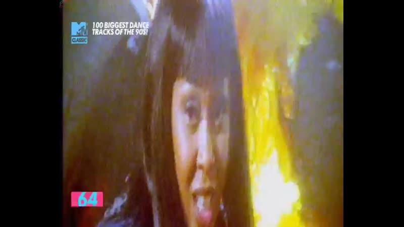 Inner City Good Life Buena Vida MTV Classic UK 100 Biggest Dance Tracks Of The 90s
