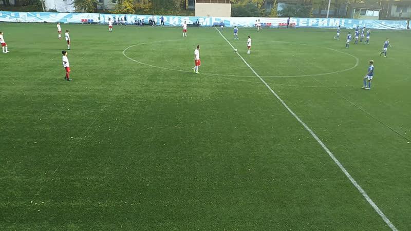 Live ФК Виктория 2007 Спартак 2007 2 тайм 1 0 Гефтр