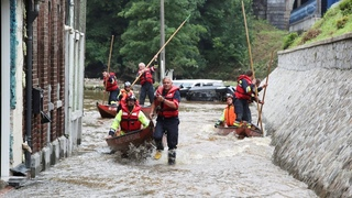 Germany and Belgium floods: Aftermath of The Floods Amid Fears German Dam Risks Collapse