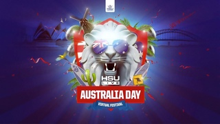 Dr. Peacock @ Australia Day (HSU Live from Amsterdam)
