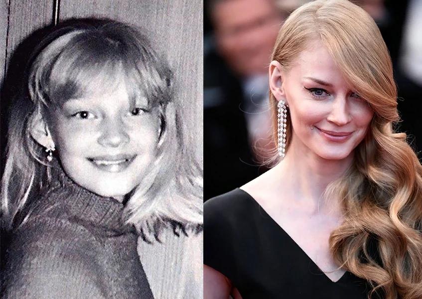 Звезды которые в детстве были «гадкими утятами» и страдали от комплексов, а выросли и стали красавицами