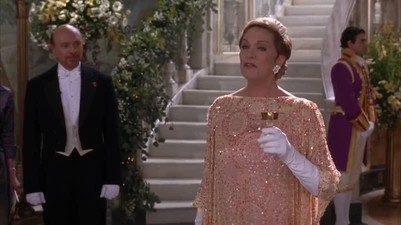 Фрагмент из фильма Как стать королевой (The Princess Diaries 2 Royal Engagement) (2004) (online-video-cutter.com)
