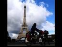 6400 KM MIT DEM FAHRRAD DURCH EUROPA - Fahrradreise Rom Trans-Alp Paris Amsterdam Prag Gardasee