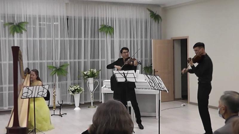 Антонио Вивальди Гроза арфа партия соло