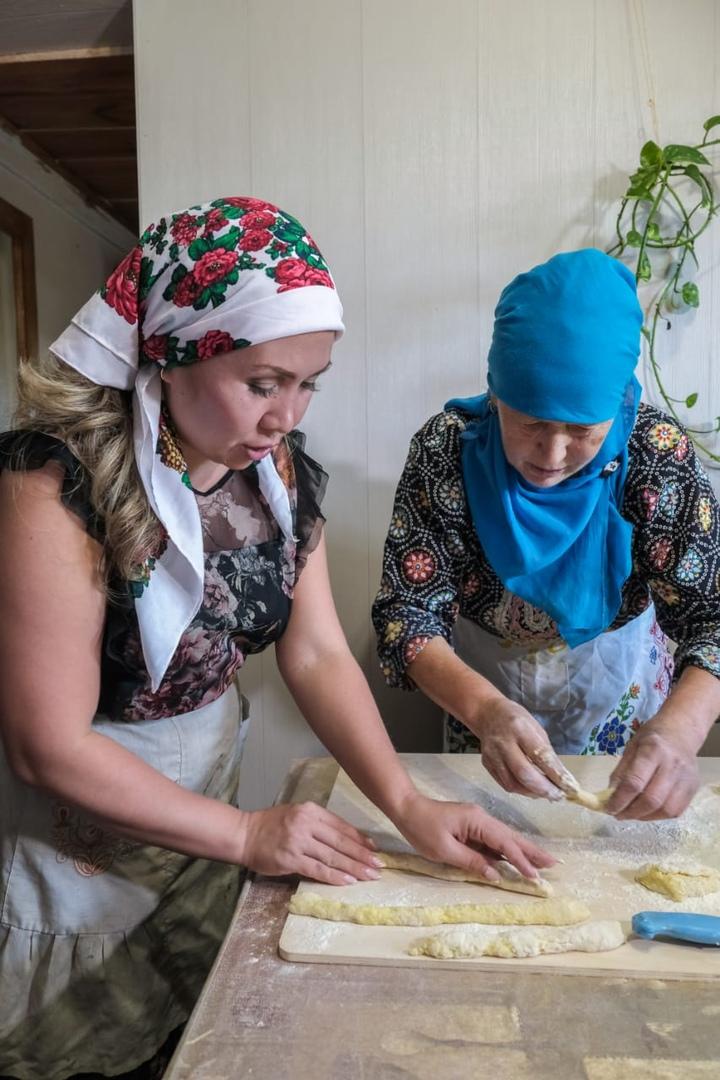 Афиша Уфа Семейный тур: В гости к бабушке в Стерлибашево
