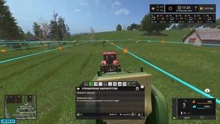 Farming Simulator 17 \ Золотой колос \ Season \ 69 \ ждем урожай
