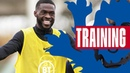 Tomori Hattrick Excellent Gomez Volley! 🦁 | Inside Training | England