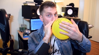 Helium Beatbox and Beatboxing with Sulfur Hexafluoride Deep Voice Gas