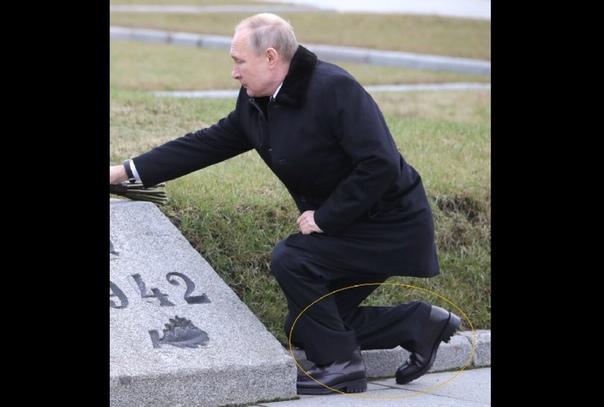 Рост Путина 162см