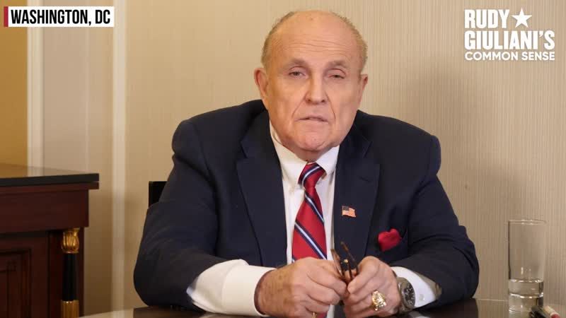 This Has NEVER OCCURRED In U S History Censorship Rudy Giuliani Ep 103