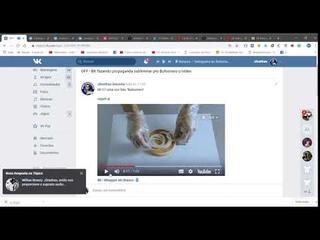 OFF   BK fazendo propaganda subliminar pro Bolsonaro c vídeo   Cartola FC   Google Chrome 01 10 2018
