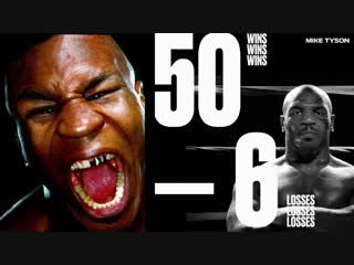 Iron mike tyson animal higlights crazy moments video