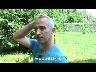 Доктор Попов - Лечение втиранием комаров