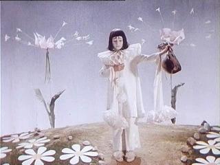 """Песня Пьеро (неаполитанская песенка) из х/ф """"Приключения Буратино"""" (СССР, 1975 год)"""