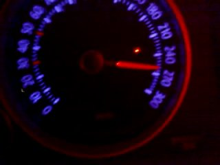 Golf V GTI 292,5 Km/h TOP SPEED