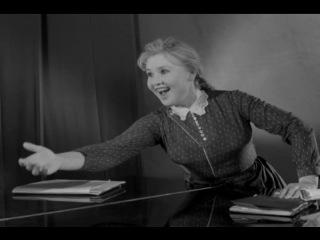 к/ф «Приходите завтра» (1963) / Фрося Бурлакова (Екатерина Савинова) исполняет русскую народную песню «Вдоль по Питерской» :))
