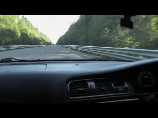 Totota Chaser Tourer V. Дмитровский полигон