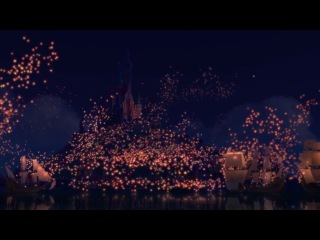 Менди Мур и Захари Леви-I SEE THE LIGHT (песня из мультика Рапунцель)