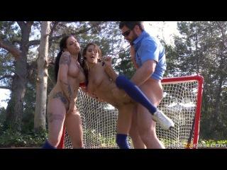 Brazzers-(Big Tits In Sports)-April O'Neil & Daisy Cruz-(Big Tits in Field Hockey)