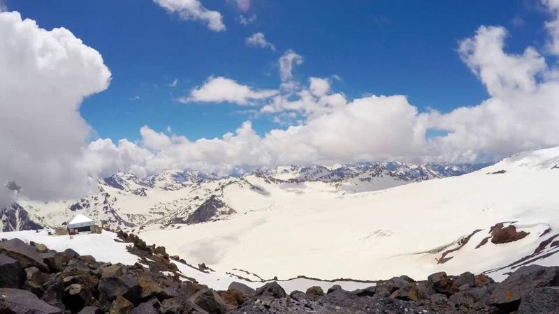 Выше неба Эльбрус 3 900 метров