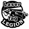 """Логотип LaserTag в Обнинске """"Легион"""""""