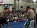 HyeFighter Art Hovhannisyan vs Navarette Boxing KO