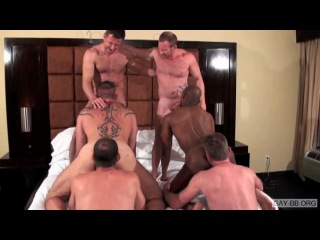 New! Exclusive! [Ricky Raunch] Barebacking Colin Steele