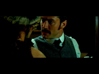 Дублированный трейлер фильма Шерлок Холмс 2 Игры теней