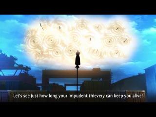 Fate/Zero - Гильгамеш против Берсеркера