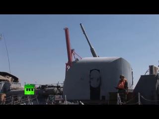 ВМС Сирии приведены в состояние 24-часовой боевой готовности (ВИДЕО).