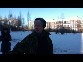 Наталья-Морская пехота, бедная бабушка(( но смешная:D