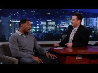 Jimmy Kimmel 2013 02 20 Michael Strahan HDTV x264-BAJSKORV