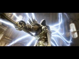 """Diablo 3 Акт 2 Жертва Тираэля или падение Ангела- """"Справедливость"""" с Небес"""