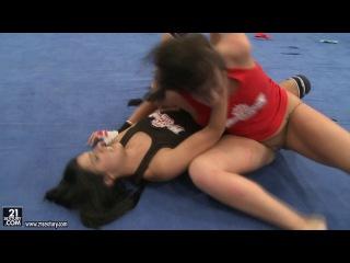 NFC Emma Butt vs Larissa Dee vs Diana Stewart - 720 - HD