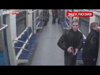 Нетипичная Махачкала Московское метро , этого не покажут по телику (стреляли в Дагестанца)