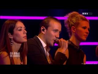 Ce soir on chante Piaf Emmanuel Moire Merwan Rim et Corneille Le Métèque 17 01 2014