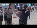 Апоян Желаю приятного путешествия Apoyan Hashiru Kokusai Kuukou 1 Серия Рус суб HD 720p