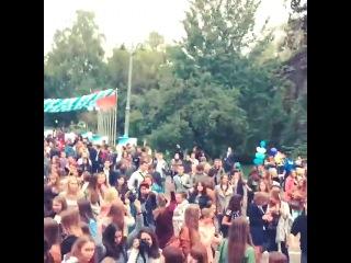 День Знаний РГСУ - 2014 / Ведущий - А'ртур Васильев