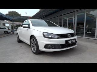 2012 Volkswagen Eos TSI Start-Up and Full Vehicle Tour