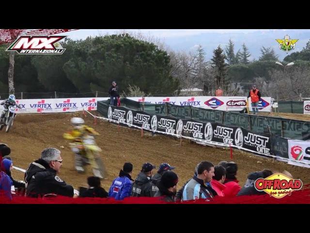 Int MX 2012 Montevarchi 125 Race