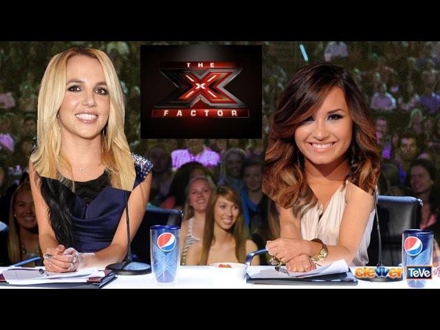 ¡Demi Lovato X Factor Jueza!