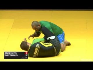 Bruno Bastos vs Jimmy Friedrich
