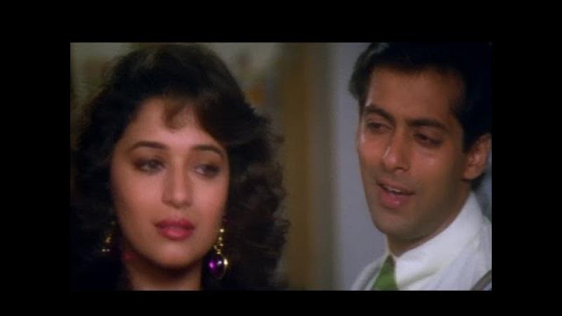 Mujhse Judaa Hokar Hum Aapke Hain Koun Salman Khan Madhuri Best Romantic Song