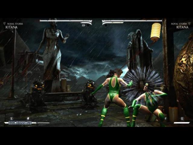 Mortal Kombat X Мод Orchid v2 [Killer Instinct] от BIG_BOSS_GT