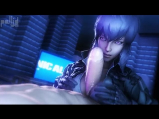 Fapzone  motoko kusanagi (ghost in the shell first assault)