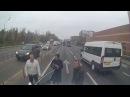 13.10.2016 ДТП Щелковское шоссе учитель